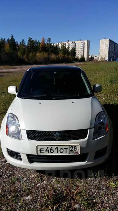 Suzuki Swift, 2008 год, 320 000 руб.