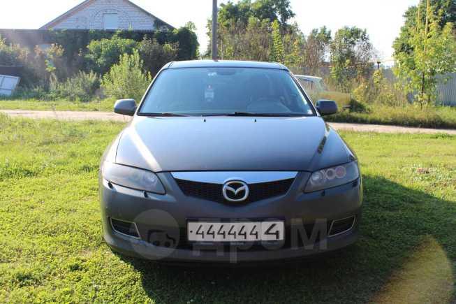 Mazda Mazda6, 2006 год, 335 000 руб.