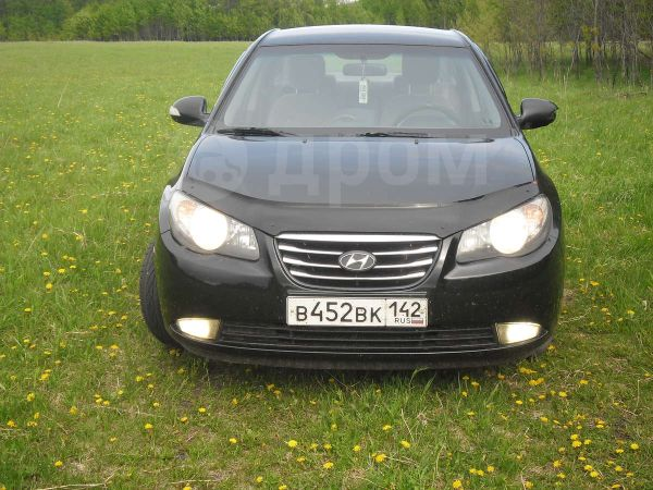 Hyundai Avante, 2010 год, 417 000 руб.