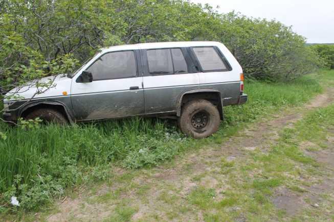 Nissan Terrano, 1991 год, 180 000 руб.