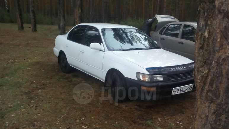 Toyota Corolla, 1993 год, 143 000 руб.