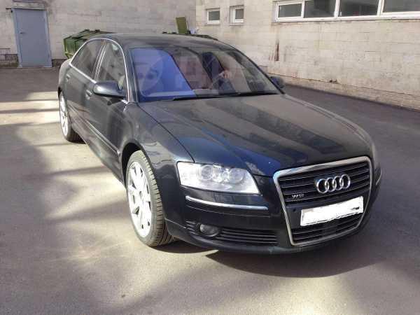 Audi A8, 2004 год, 680 000 руб.