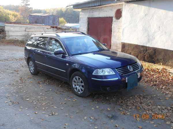 Volkswagen Passat, 2002 год, 307 000 руб.