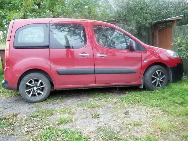 Peugeot Partner Tepee, 2010 год, 500 000 руб.