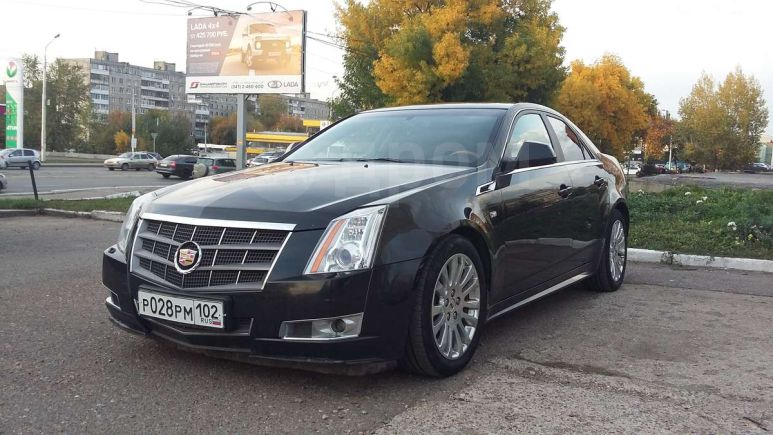 Cadillac CTS, 2011 год, 730 000 руб.