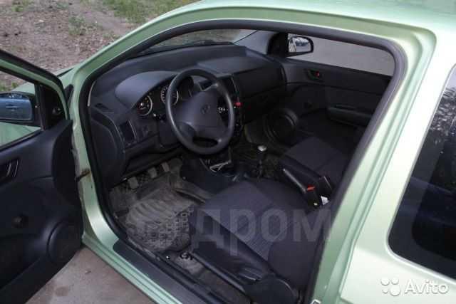 Hyundai Getz, 2010 год, 260 000 руб.