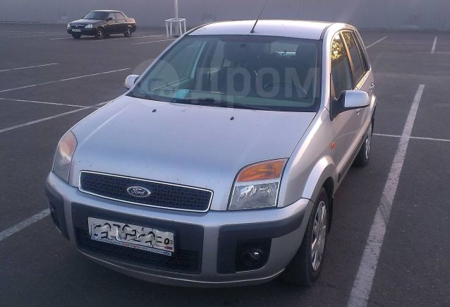 Ford Fusion, 2006 год, 270 000 руб.
