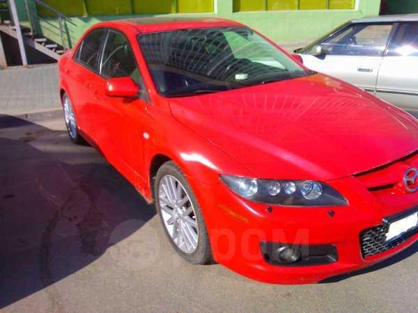 Mazda Mazda6 MPS, 2006 год, 390 000 руб.