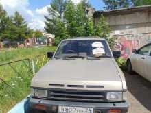 Красноярск Террано 1992