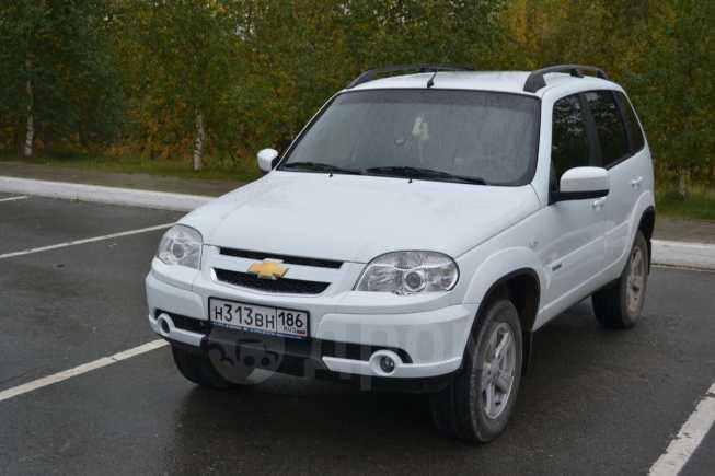 Chevrolet Niva, 2016 год, 680 000 руб.