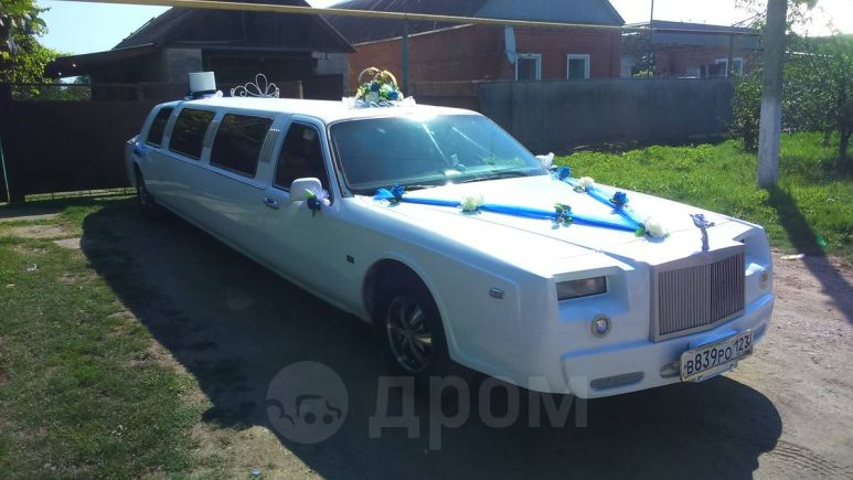 Lincoln Town Car, 1994 год, 430 000 руб.