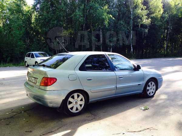 Citroen Xsara, 2003 год, 167 000 руб.