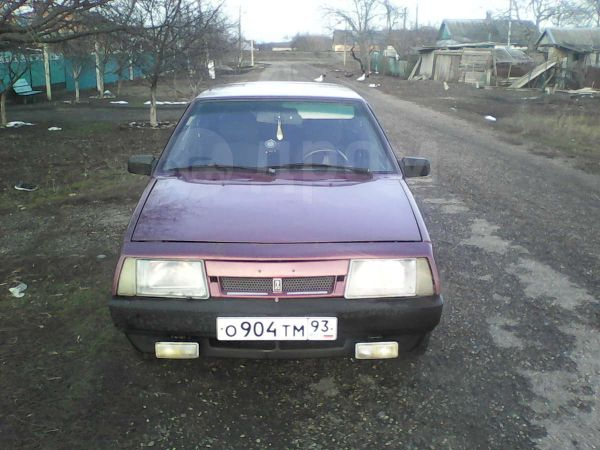 Лада 2109, 1994 год, 57 000 руб.