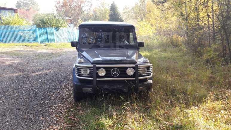 Mercedes-Benz G-Class, 1997 год, 1 000 000 руб.