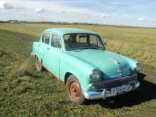 Викулово Москвич 1956