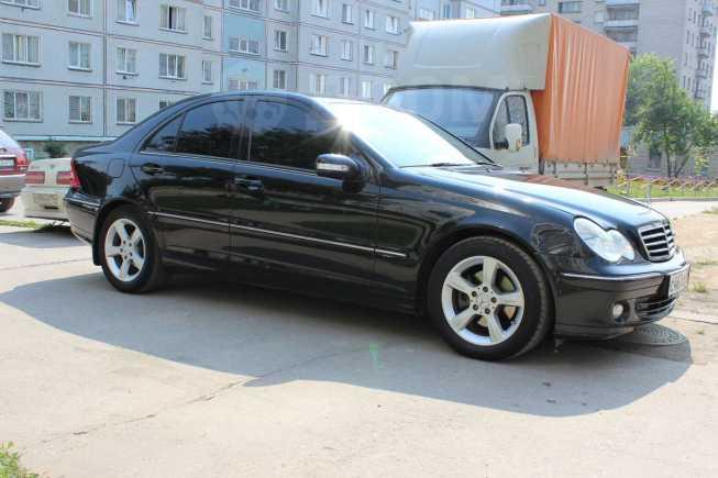 Mercedes-Benz C-Class, 2005 год, 550 000 руб.
