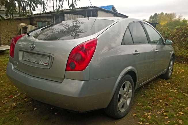 Nissan Primera, 2002 год, 305 000 руб.