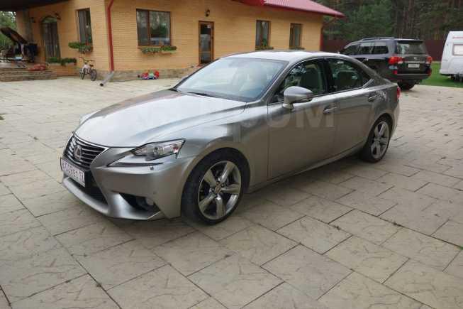 Lexus IS250, 2013 год, 1 590 000 руб.