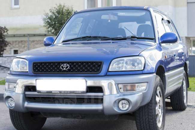 Toyota RAV4, 1998 год, 349 000 руб.