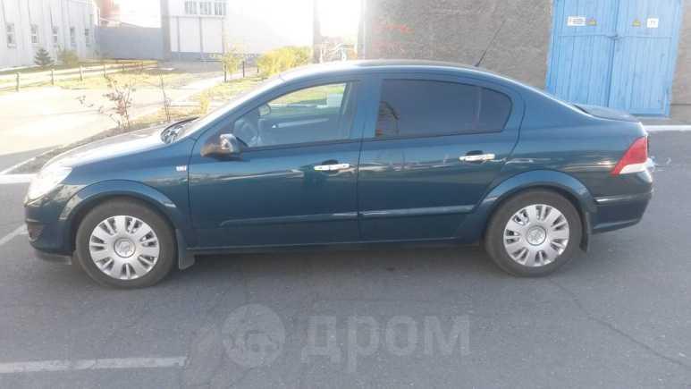 Opel Astra, 2008 год, 370 000 руб.