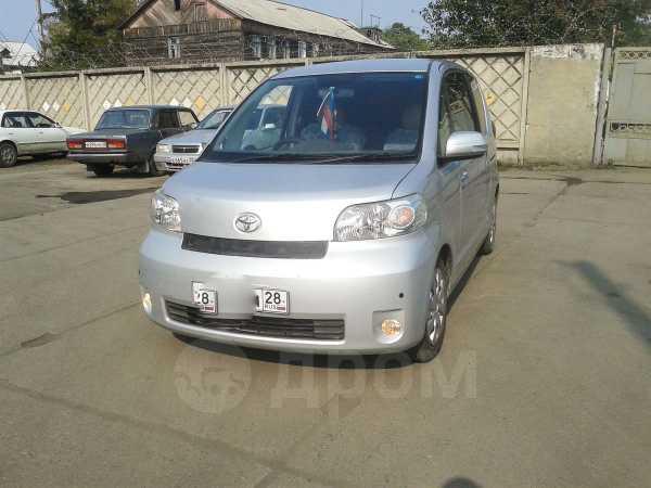 Toyota Porte, 2007 год, 335 000 руб.
