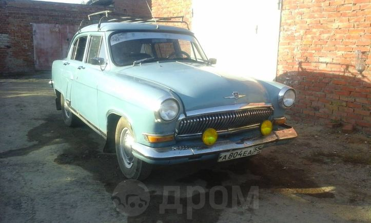 ГАЗ 21 Волга, 1963 год, 230 000 руб.