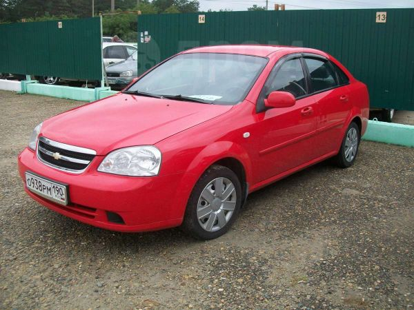 Chevrolet Lacetti, 2007 год, 287 000 руб.