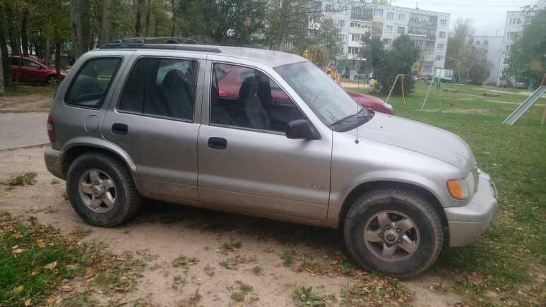 Kia Sportage, 2000 год, 250 000 руб.