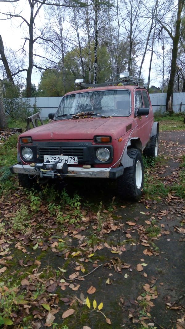 Лада 4x4 2121 Нива, 1986 год, 130 000 руб.