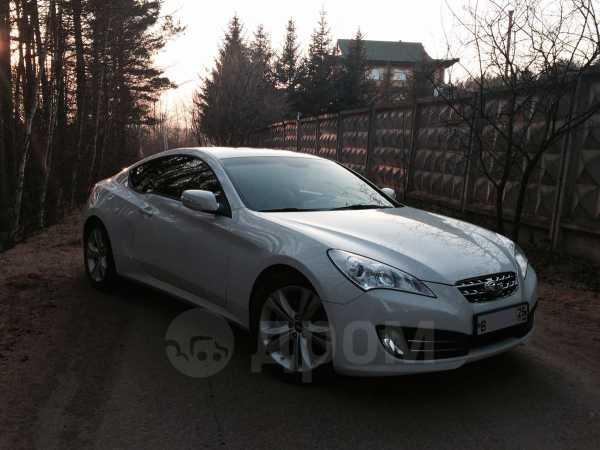 Hyundai Genesis, 2010 год, 850 000 руб.