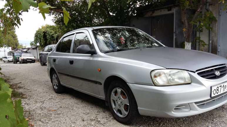 Hyundai Accent, 2006 год, 237 000 руб.