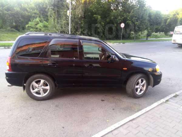 Mazda Tribute, 2001 год, 370 000 руб.