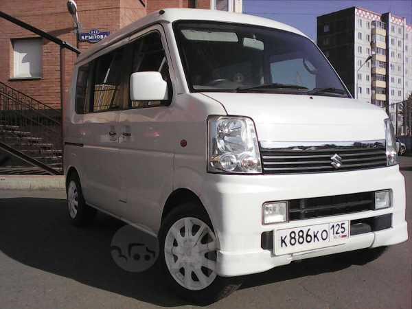 Suzuki Every, 2008 год, 250 000 руб.