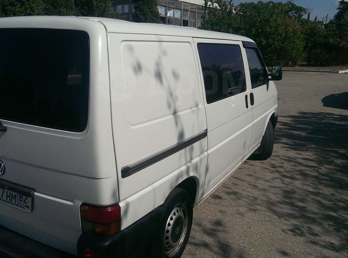 фольксваген микроавтобус т4 в крыму