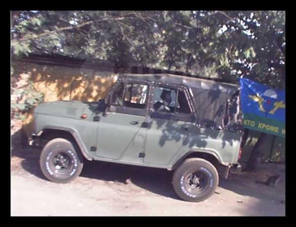 УАЗ 469, 1985 год, 300 000 руб.