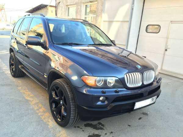 BMW X5, 2005 год, 780 000 руб.