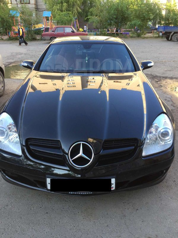 Mercedes-Benz SLK-Class, 2006 год, 890 000 руб.