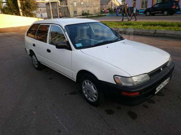 Toyota Sprinter, 2001 год, 170 000 руб.