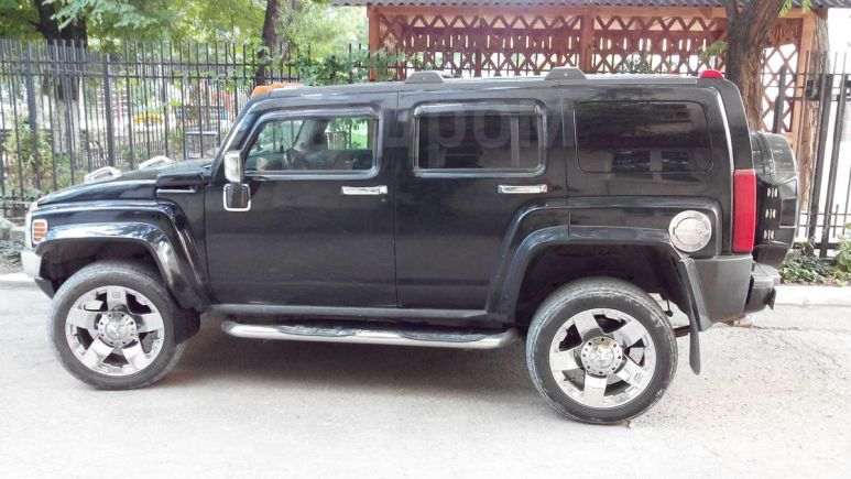 Hummer H3, 2005 год, 850 000 руб.
