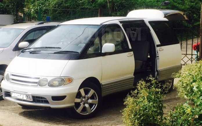 Toyota Estima Lucida, 1998 год, 350 000 руб.