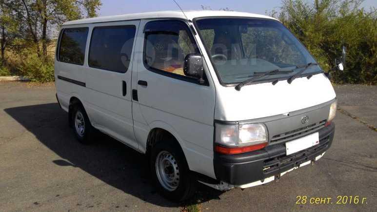 Toyota Hiace, 1998 год, 349 000 руб.