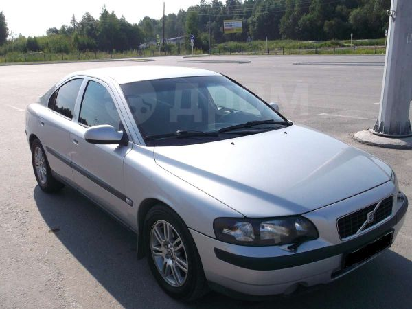 Volvo S60, 2003 год, 270 000 руб.