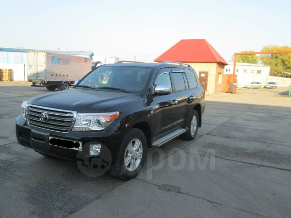 Toyota Land Cruiser, 2014 год, 4 600 000 руб.