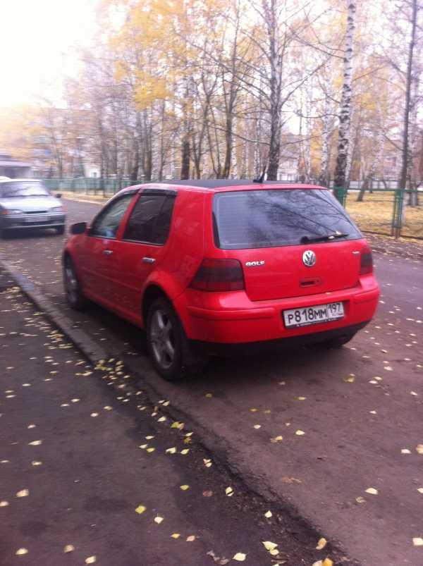 Volkswagen Golf, 1997 год, 165 000 руб.