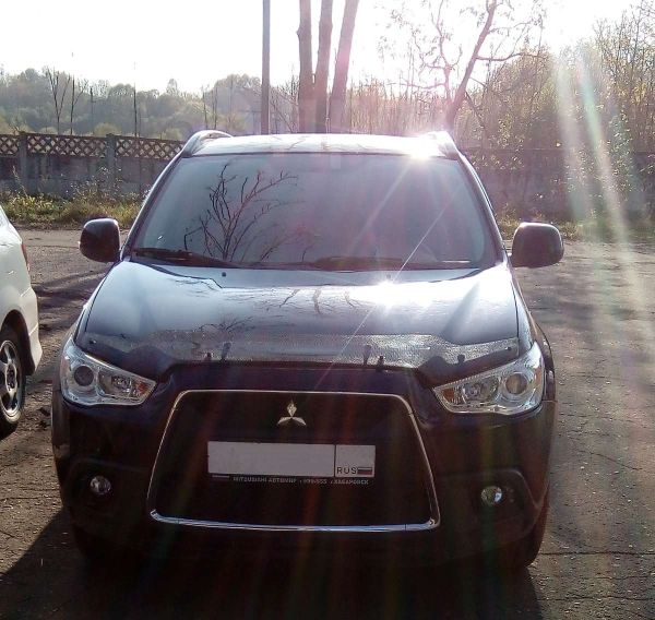 Mitsubishi ASX, 2012 год, 799 000 руб.