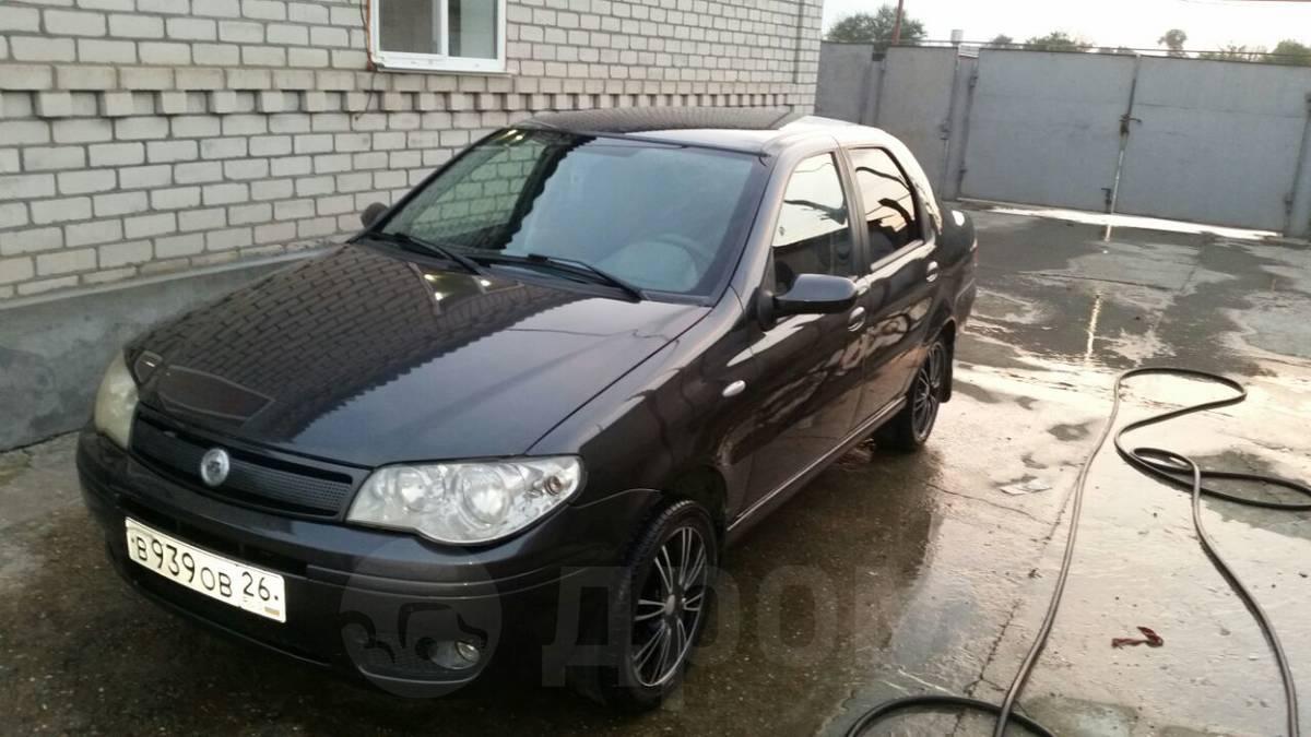 Fiat albea 1.4 запчасти