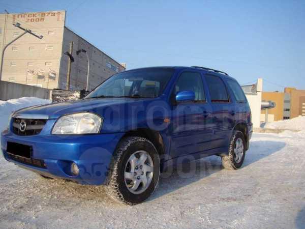 Mazda Tribute, 2002 год, 450 000 руб.