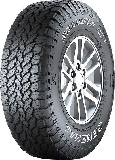 Всесезонная шина General Tire Grabber AT3 265/65R18 114T - фото 2