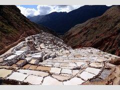 Салинас де Марас (Salineras de Maras), Перу