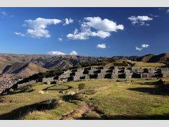 Крепость Саксайуаман (Sacsayhuaman), Куско, Перу